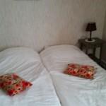 Fijne bedden op twee of drie eprsoonskamer