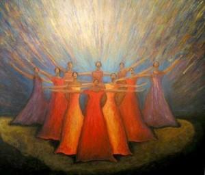 women-of-light sisterhood of light